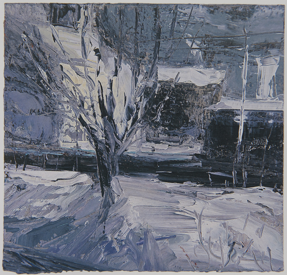Riverbank, from the Barn