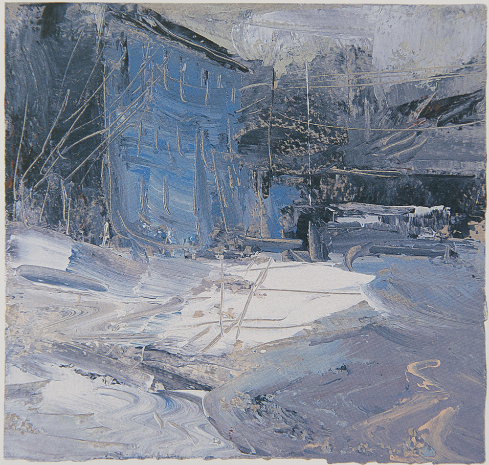 The Blue Mill