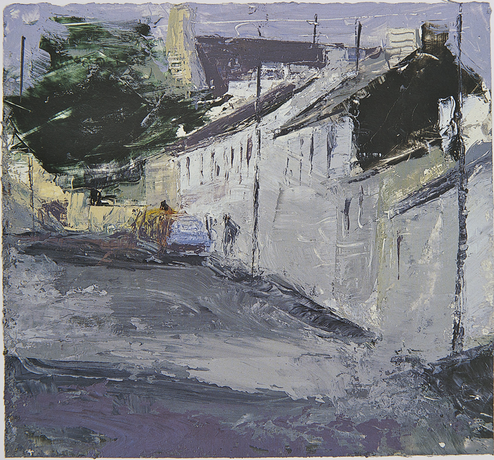 Ballycastle looking up II