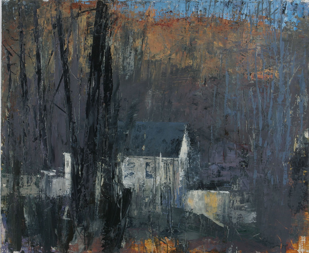 House beyond the forest