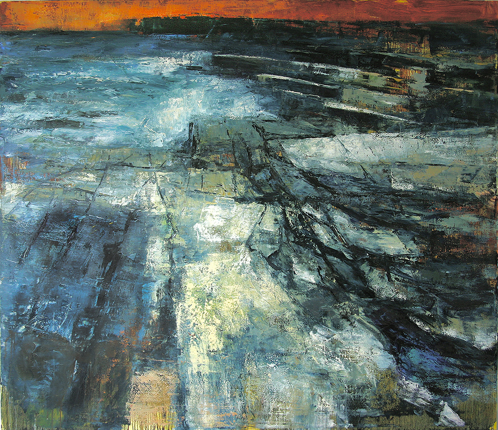Water's edge I