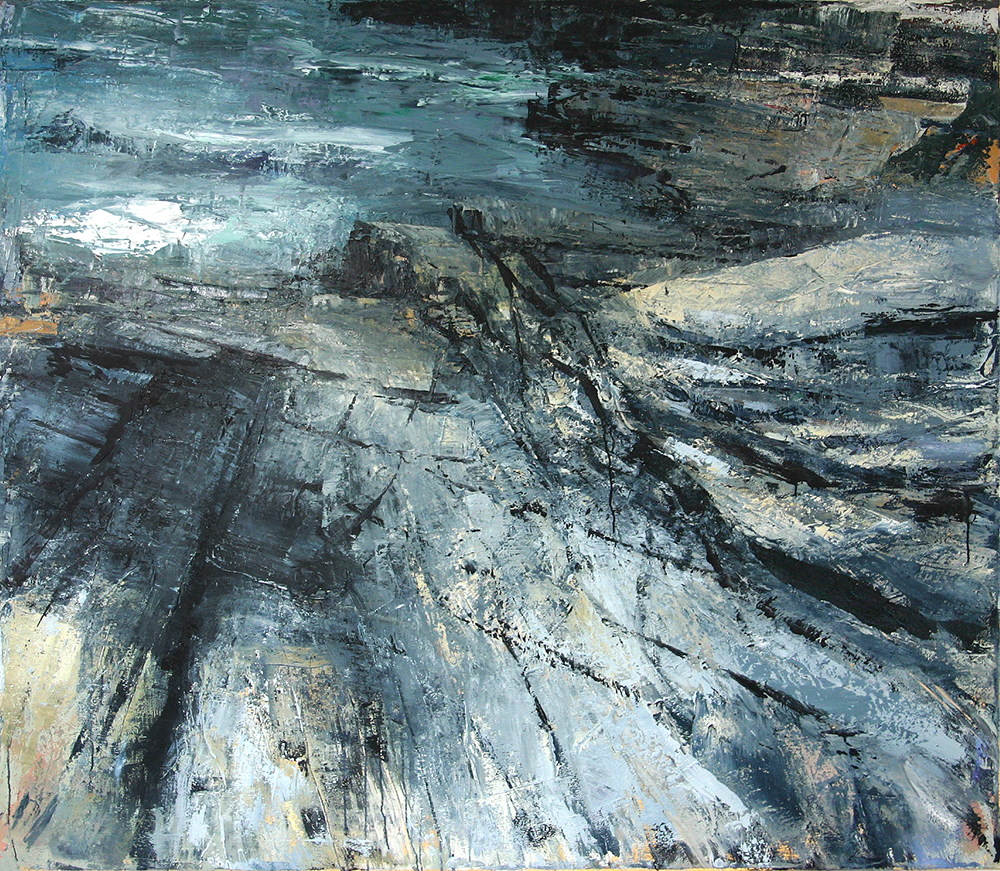 Water's edge II